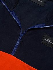 Peak Performance - MORIGF HZ - keskikerros fleesestä - salute blue - 2