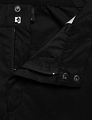 Peak Performance - M Iconiq Zip Pants - spodnie turystyczne - black - 3