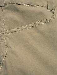 Peak Performance - M Iconiq Zip Pants - spodnie turystyczne - desert terrain - 3