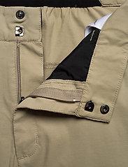 Peak Performance - M Iconiq Zip Pants - spodnie turystyczne - desert terrain - 4