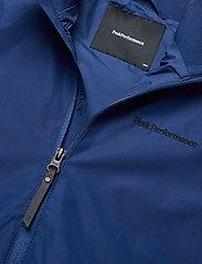 Peak Performance - JRCOASTALJ  - veste coupe-vent - cimmerian blue - 4
