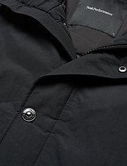 Peak Performance - TYPHON J - insulated jackets - black - 4