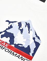 Peak Performance - W SEAORIGT - printti t-paidat - offwhite - 2