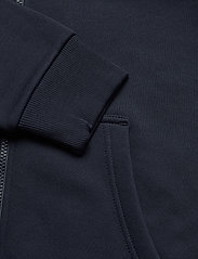Peak Performance - M Original Zip Hood - perus-college-paitoja - blue shadow - 3