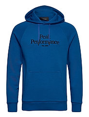 M Original Hood Blue Elevation - ARTIC BLUE