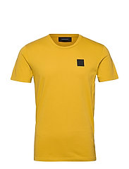 URBAN TEE - SMUDGE YELLOW