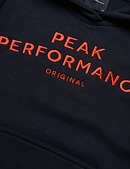 Peak Performance - JR ORIG H - hupparit - salute blue - 2