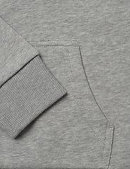 Peak Performance - JR Original Hood - kapuzenpullover - med grey mel - 3