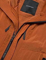 Peak Performance - M X.13 Combined Coat - insulated jackets - orange dune - 4