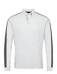 Player Polo LS Men - WHITE