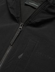 Peak Performance - M Softshell Hood Jacket - wandel- en regenjassen - black - 3