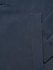 Peak Performance - M Softshell Hood Jacket - ulkoilu- & sadetakit - blue shadow   dark haze - 3
