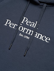 Peak Performance - W Original Hood - hupparit - blue shadow - 2
