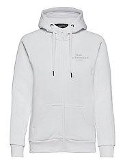 W Original Zip Hood - WHITE
