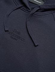 Peak Performance - W Original Light Hood - hupparit - blue shadow - 2