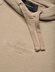Peak Performance - W Original Light Hood - hupparit - celsian beige - 2