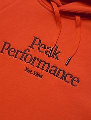 Peak Performance - M Original Hood - pulls a capuche - super nova - 2