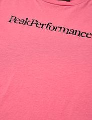 Peak Performance - W Original Seasonal Tee - t-paidat - alpine flower - 2