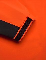 Peak Performance - M Stowaway Anorak - wandel- en regenjassen - super nova   black   celsian beige - 4