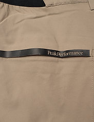 Peak Performance - M Iconiq Pant - outdoorbukser - true beige - 4