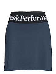 W Turf Skirt - BLUE SHADOW
