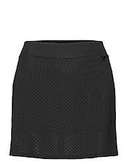 W Trinity Skirt - BLACK