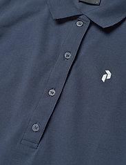 Peak Performance - W Classic Polo - paidat - blue shadow - 2