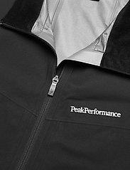Peak Performance - M Velox Jacket - golf jackets - black - 2