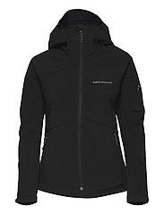 W Adventure Hood Jacket - BLACK