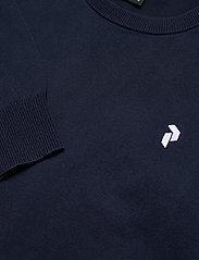 Peak Performance - M Classic Crewneck - basic gebreide truien - blue shadow - 2