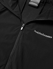 Peak Performance - W Alum Light Jacket - training jackets - black - 2