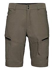 M Iconiq Cargo shorts - BLACK OLIVE