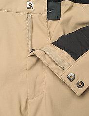 Peak Performance - M Iconiq Zip Off Pant - pantalon de randonnée - true beige - 4