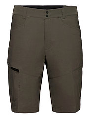 M Iconiq Long Shorts - BLACK OLIVE