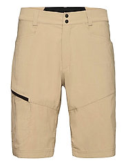 M Iconiq Long Shorts - TRUE BEIGE
