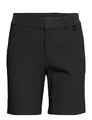W Illusion Shorts - BLACK
