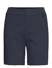 W Illusion Shorts - BLUE SHADOW
