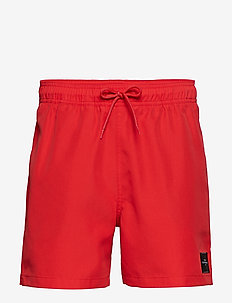 JIM SHORTS - CHINESE RED
