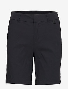 W Illusion Shorts - golfshorts - black
