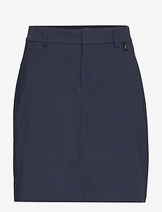 W Illusion Skirt - jupes de sport - blue shadow