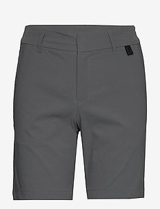 Illusion Shorts Women - golfshorts - deep earth