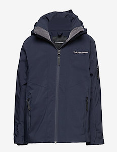 JR MAROONJ - winter jacket - blue shadow