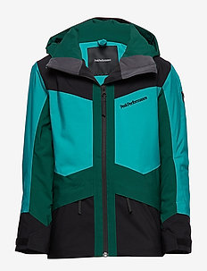 JR GRAV J - winter jacket - deep aqua