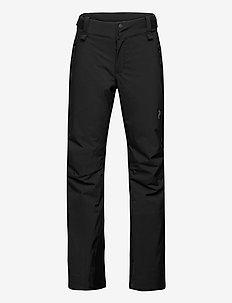 Jr Anima Pants Black - vinterbyxor - black
