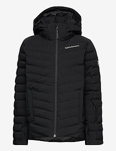 Jr Frost Ski Jacket Cold Blush - veste rembourrée - black