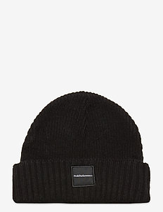 Volcan Hat Black - mössor - black