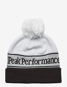 Pow Hat Fells View - mössor - black