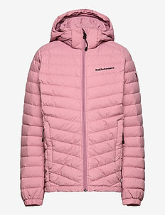 Jr Frost Down Hood Jacket Frosty Rose - puffer & padded - frosty rose