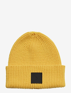 ARMY HAT - BRIGHT YELLOW
