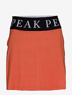 Turf Skirt Women - sports skirts - clay red